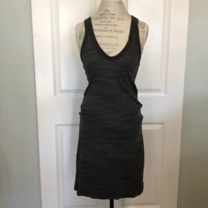 James Perse Size 1 Gray dress